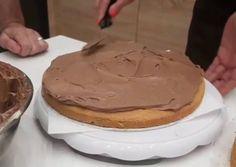 Mandulás hókifli, a megunhatatlan nasi :-) Izu, Nutella, Pudding, Breakfast, Cake, Food, Mascarpone, Morning Coffee, Pie Cake