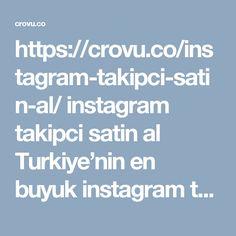 https://crovu.co/instagram-takipci-satin-al/ instagram takipci satin al Turkiye'nin en buyuk instagram turk takipci satin al sitesinden tam guvenle instagram takipci satin al ve degerini katla, Crovu'nun mükemmel bireysel hizmetleri