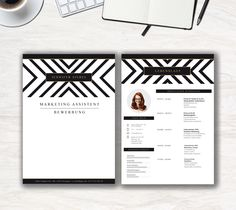"""Unsere Bewerbungsvorlage """"Classy Stripes"""" in der Farbe Phantom Black. Professionalität trifft auf Kreativität. Mit der Bewerbungsvorlage """"Classy Stripes"""" stechen Sie aus der Masse heraus. Professionalität trifft auf Kreativität. Sie erhalten von uns ein Deckblatt, Anschreiben, Lebenslauf (zwei Seiten) und ein Motivationsschreiben. Die Datei bekommen Sie als fertige Pages- oder Word-Datei inklusive Platzhaltertext mit Hinweisen."""