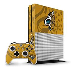 NFL Jacksonville Jaguars Xbox One S Vertical Bundle Skin - Jacksonville Jaguars Double Vision Vinyl Decal Skin For Your Xbox One S Vertical Bundle  https://allstarsportsfan.com/product/nfl-jacksonville-jaguars-xbox-one-s-vertical-bundle-skin-jacksonville-jaguars-double-vision-vinyl-decal-skin-for-your-xbox-one-s-vertical-bundle/  Ultra-Thin, Lightweight Xbox One S Vertical Bundle Vinyl Decal Protection Offically Licensed Design Industry Leading Vivid Color Vinyl Print Technol