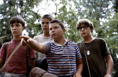 Stand by Me (1986) - Wil Wheaton, Jerry O'Connell, Corey Feldman, River Phoenix