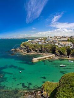 Port Issac, Cornwall, England