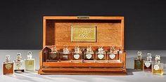 R. Lalique Les Parfums De Coty Perfume Sampler