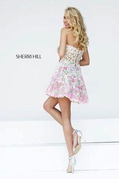 Amazing floral dress