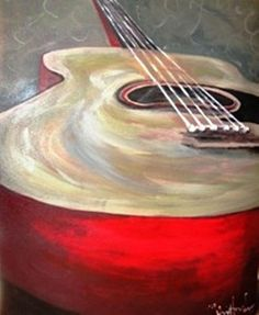 """My first guitar...""""Almost heaven, West Virginia. Blue Ridge Mountains.....""""-First song learned on it."""
