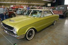 Possible color option for the 63 convertible ford falcon
