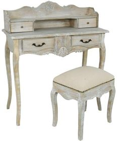 Lovely shabby chic furniture - Tocador Livia 90x40x102