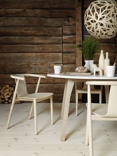 Dining in an old farmhouse - Styling Lotta Agaton Sweden