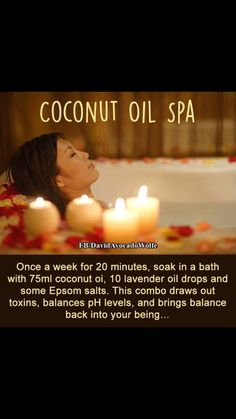 Clear skin tips coconut Spa treatment at home Health Tips, Health And Wellness, Health And Beauty, Healthy Beauty, Stay Healthy, Wellness Tips, Healthy Skin, Healthy Life, Home Spa Treatments