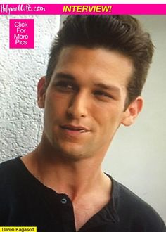 Love is in the air! Daren Kagasoff is the new bad boy in town on 'Red Band Society', but it looks like he's got room for love! The actor spilled about Hunter's potential romance with resident mean girl Kara at a recent set visit. Could Red Band Society's Kara (Zoe Levin) finally be tamed? That's what is sounds like. Daren Kagasoff, formerly of The Secret Life of the American Teenager, is on the Red Band scene and looking to turn Kara around. During a recent set visit, Daren teased that his…