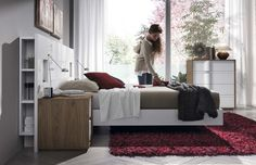 Detalle ambiente 06 - cabezal dormitorio matrimonio Mesegue