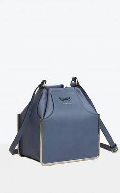 CARVEN Saint Sulpice bucket bag - 916SA22-575