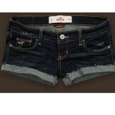 Hollister shorts c:
