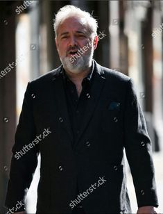 Sam Mendes, Double Breasted Suit, Suit Jacket, Suits, Coat, Jackets, Fashion, Down Jackets, Moda