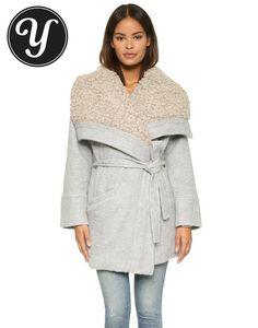 Cozy Wrap Coat