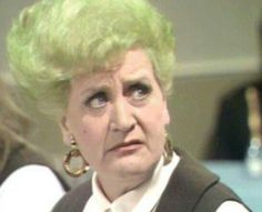 You what? Mollie Sugden, Are You Being Served, Comedy Tv, My Favorite Things