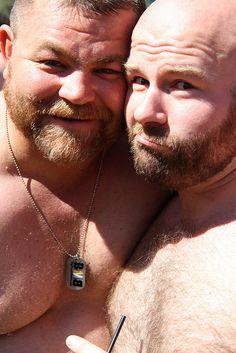 Chubby Gay Bears