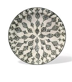 Kashan pottery from Iran (13th century)