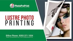 Are you interested to get Lustre prints? It's not a big deal for Photo Pro Print to provide you Lustre photo printing in affordable cost and in best quality. For more information please visit our website: http://www.photoproprint.com/or Call us: 0203 3711034