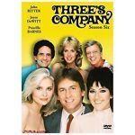 NEW - Three's Company: Season 6