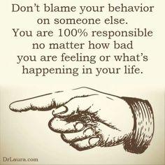 Ur 100% responsible
