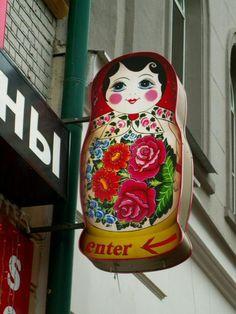 Arbat Russian Nesting Dolls- Matriochka-Babushka www.matrioskas.es