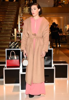 Mia Moretti - Louis Vuitton Celebrates Fifth Ave. Boutique Redesign by Peter Marino