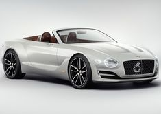 AutoLibs  - 2017 Bentley EXP 12 Speed 6e Concept  - An all-electric Bentley will not compromise the quality, refinement and high performa...
