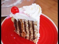 Tarta de Chocolate Espiral o Tarta Cebra | Sanwichita - YouTube