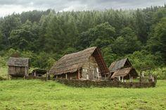 Celtic_settlement-Open-Air_Archaeological_Museum_Liptovska_Mara_-_Havranok,Slovakia..jpg (4269×2833)