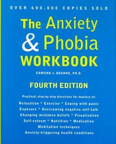 Completely thorough and comprehensive, easy to read and follow along with. This book covers everything about anxiety and phobias, and even has a quiz to help you assess what you may be suffering from if you don't know. It explains what anxiety is, how it affects you, along with herbal and standard treatment options.