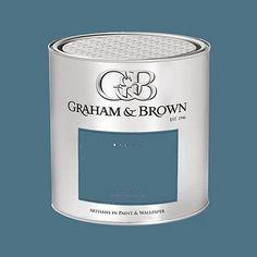 Graham & Brown Blue Bath House paint   Debenhams
