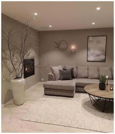 42 brilliant solution small apartment living room decor ideas and remodel 28 Classy Living Room, Living Room Decor Cozy, Living Room Grey, Living Room Interior, Home Living Room, Barn Living, Cozy Living, Living Room Ideas 2020, Interior Livingroom
