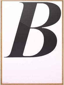 Playtype poster b