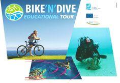 Provincia di Trapani: ecco Bike'n'dive Educational Tour 18/20 maggio 2016