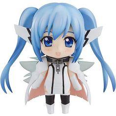 New Heaven's Lost Property Sora no Otoshimono Nymph Nendoroid Japan Import #ebay