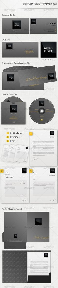 Corporate Identity Pack #02