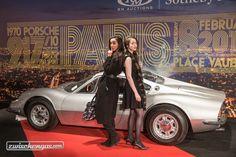 """Die """"Retromobile"""" Paris, in der Stadt der Liebe, war auch dieses Jahr wieder eine Reise wert! © Daniel Reinhard #Retromobile #Retromobile2017 #Paris2017 #zwischengas #classiccar #classiccars #oldtimer #oldtimers #auto #car #cars #vintage #retro #classic #fahrzeug"""