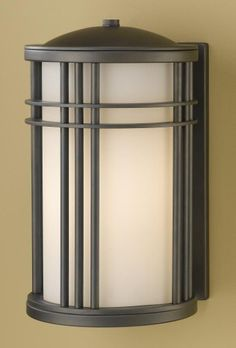 Murray Feiss OL6702ORB Colony Bay Outdoor Sconce, Oil Rubbed by Murray Feiss. $197.10. Size:Large, Finish:Oil Rubbed Bronze, Glass:White Opal Etched, Light Bulb:(1)150w A21 Med F Incand Colony Bay Wall Sconce.