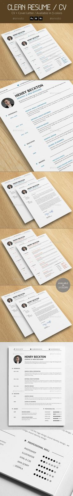 Glory Resume See best ideas about Perfect resume and Cv template - styles of resumes
