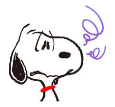 Snoopy, the dog of a thousand faces, is here to laugh, cry, smile, and blunder his way into your heart. He's also out to liven up chats with a little mischief! Peanuts Cartoon, Peanuts Snoopy, Snoopy Tattoo, Pochacco, Face Lines, Snoopy Quotes, Face Stickers, Cool Lego Creations, Snoopy And Woodstock