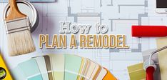 Learn how to plan a remodel that you can feel good about. Use these steps and tips to ensure your home project planning saves you time, money and energy. Best Trees For Privacy, Privacy Trees, Home Renovation, Home Remodeling, Plan A, How To Plan, Load Bearing Wall, Backyard Privacy, Room Paint