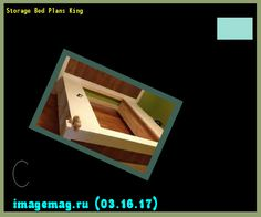 Storage Bed Plans King 195327 - The Best Image Search