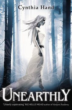 """REVIEW: Unearthly by Cynthia Hand.  """"Cynthia Hand truly has a way with words."""" (FOUR STARS)"""