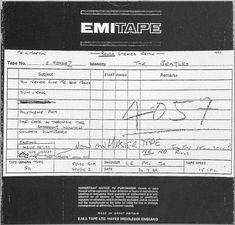 THE SOURCE - E.M.I. Master Reel - E92938