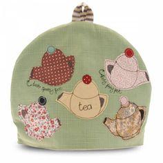Poppy treffry teapots teacosy