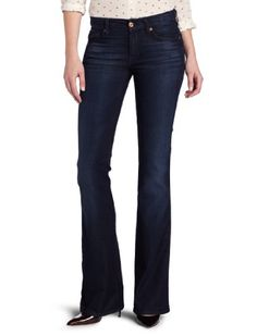 7 For All Mankind Women's Kimmie Bootcut Jean, Reflective Night Star, 27 buy at http://www.amazon.com/dp/B009H3GAXC/?tag=bh67-20