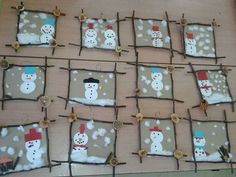 In this DIY tutorial, we will show you how to make Christmas decorations for your home. The video consists of 23 Christmas craft ideas. Winter Art Projects, Easy Christmas Crafts, Christmas Crafts For Kids, Christmas Activities, Christmas Projects, Winter Christmas, Kids Christmas, Christmas Ornament, Winter Fun