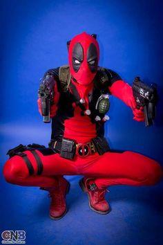 Deadpool Cosplay bye Alex Coss.Facebook...