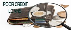 Great deals on poor credit loans in the UK are now easily accessible online. These loans are optimised to offer credible assistance at the best of terms, which will assist you to get through the tough times.